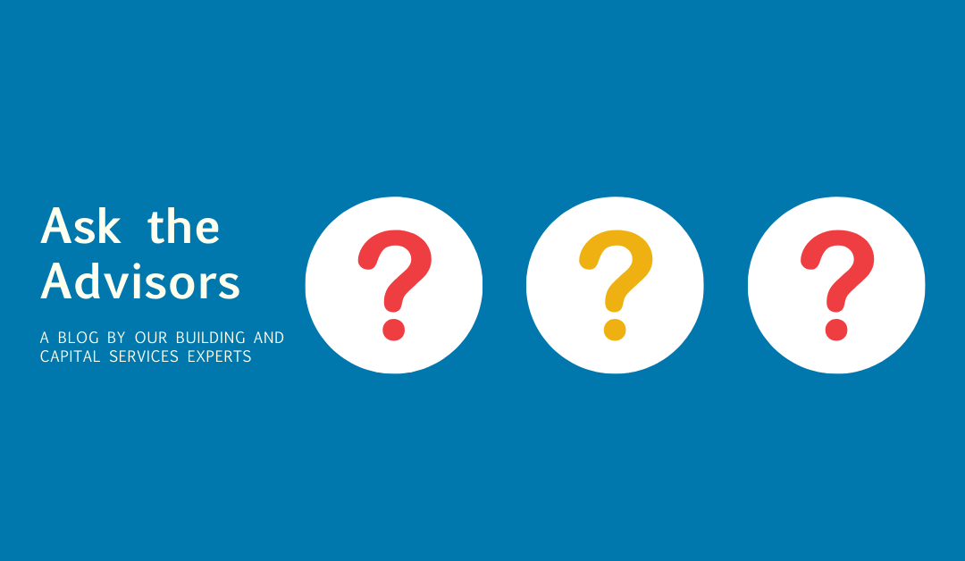 Got questions about your church? Our Advisors have the answers!